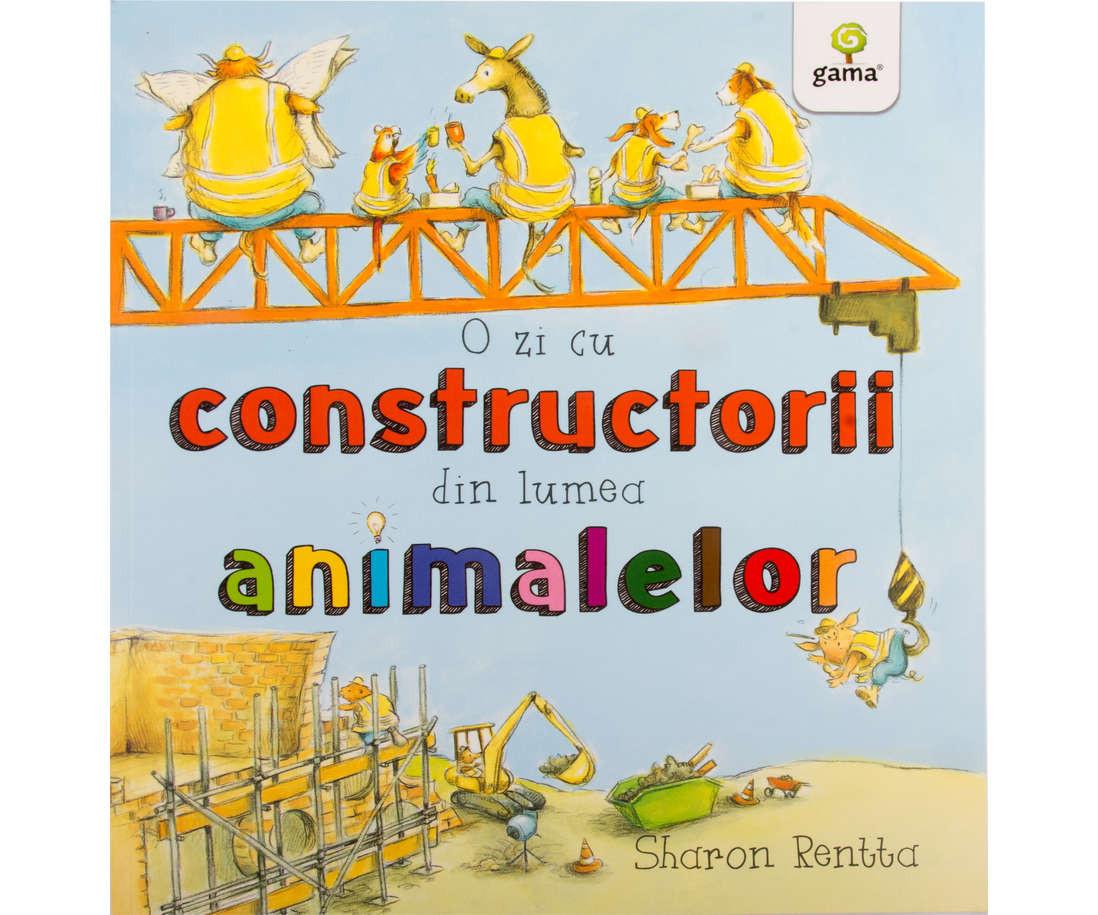 O zi cu constructorii din lumea animalelor