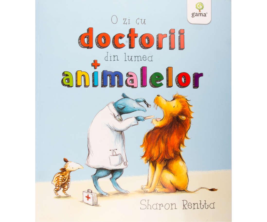 O zi cu doctorii din lumea animalelor
