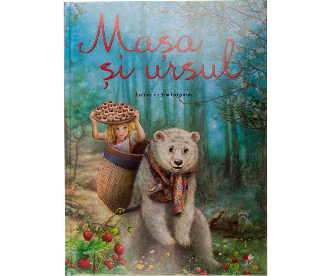 Mașa și Ursul