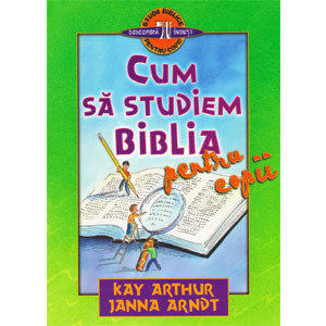 Cum să Studiem Biblia pentru Copii