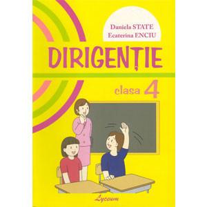 Dirigenție: Clasa a 4-a
