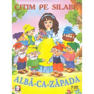 Citim pe Silabe: Alba-ca-Zăpada