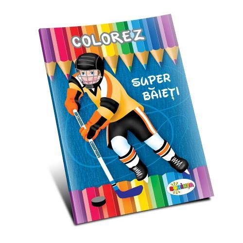Colorez - Super Băieți