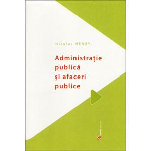 Administrație Publică și Afaceri Publice