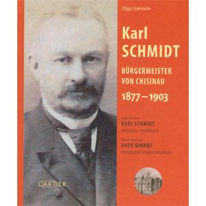 Karl Schmidt bürgermeiser von Chisinau 1877-1903. (Karl Schmidt, Primar al Chișinăului, 1877-1903)