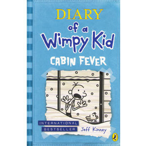 Diary of a Wimpy Kid: Cabin Fever, Book 6 (Paperback)