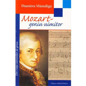 Mozart - Geniu Uimitor. Carte pentru copii și Adolescenți