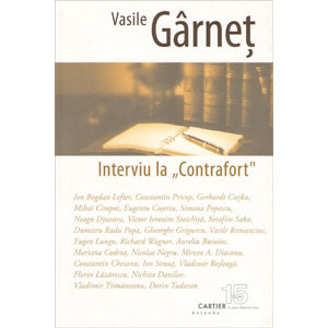 "Interviu la ""Contrafort"""