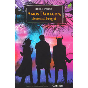 Amos Daragon, Blestemul Freyjei