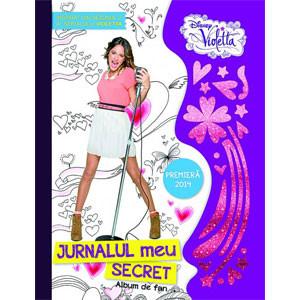 Violetta. Jurnalul meu Secret. Album de Fan