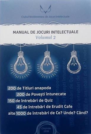 Manual de Jocuri Intelectuale. Volumul 2
