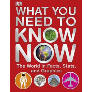 What You Need to Know Now: The World in Facts, Stats, and Graphics