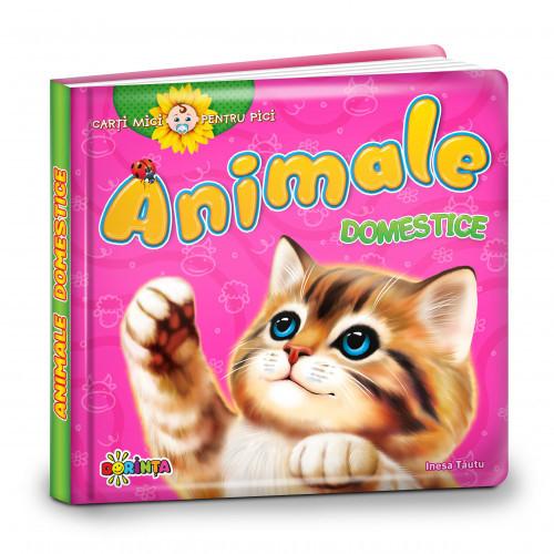 Cărți mici pentru pici. Animale domestice