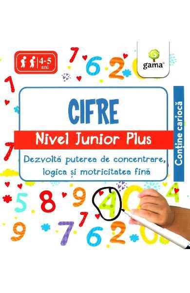 IQ Focus Cifre (4-5 ani)
