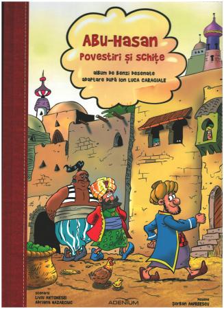 Abu Hasan – Povestiri și schițe.