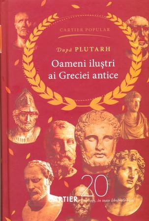 Oameni iluștri ai Greciei Antice