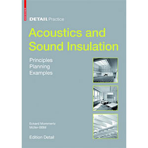 Acoustics and Sound Insulation (Detail Practice)