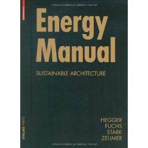 Energy Manual (Construction Manuals (englisch))