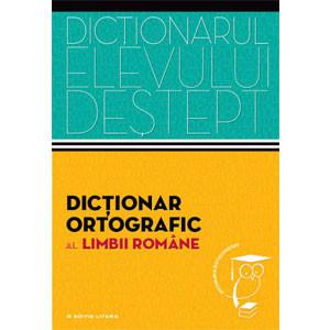 Dicţionar Ortografic al Limbii Române. Dicționarul Elevului Deștept
