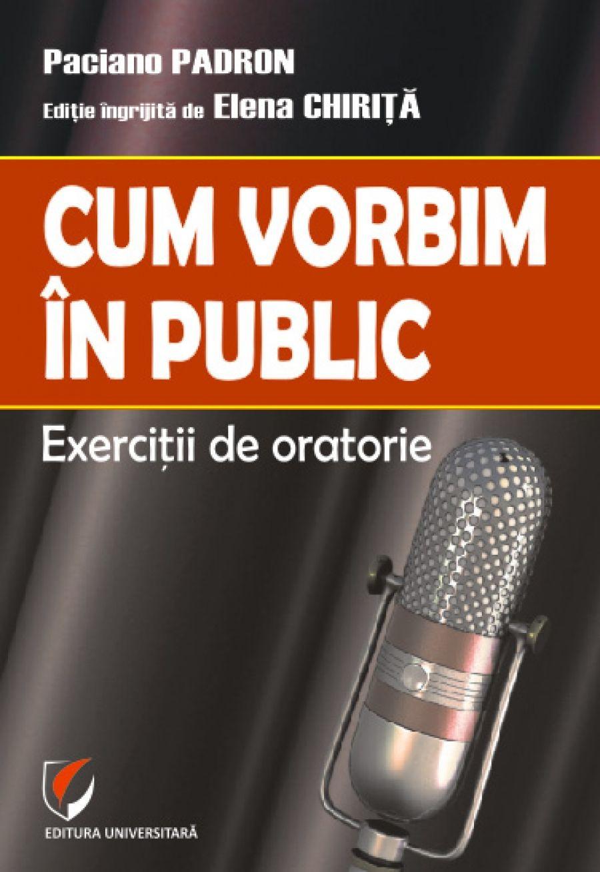 Cum vorbim în public