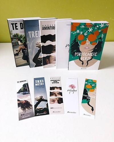 Pachet Promoțional: Setul de 5 cărți Bestseller (Livrare Gratis în Moldova)