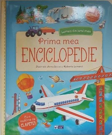 Prima mea Enciclopedie. Lumea din jurul meu