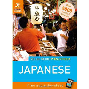 Rough Guide Japanese Phrasebook