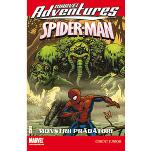 Spider-Man Marvel adventures - Vol. 5 - Monștrii prădători