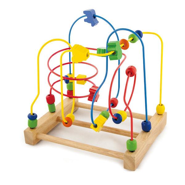 Jucărie Educativă Labirint din Lemn