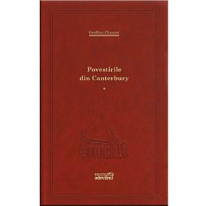101 Cărți de Citit Într-o Viață, Vol. 65. Povestirile din Canterbury. Vol.1