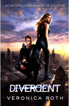 Divergent. Vol. 1 (din seria Divergent)