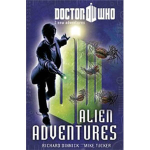 Doctor Who: Young Reader Adventures Book 3 - Alien Adventures