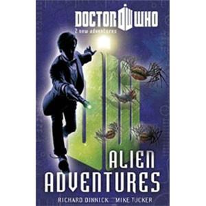 Doctor Who: Young Reader Adventures Book 3 - Alien Adventures