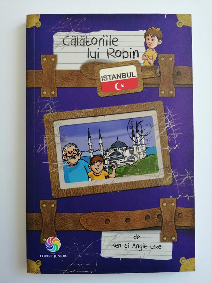 Călătoriile lui Robin - Istanbul