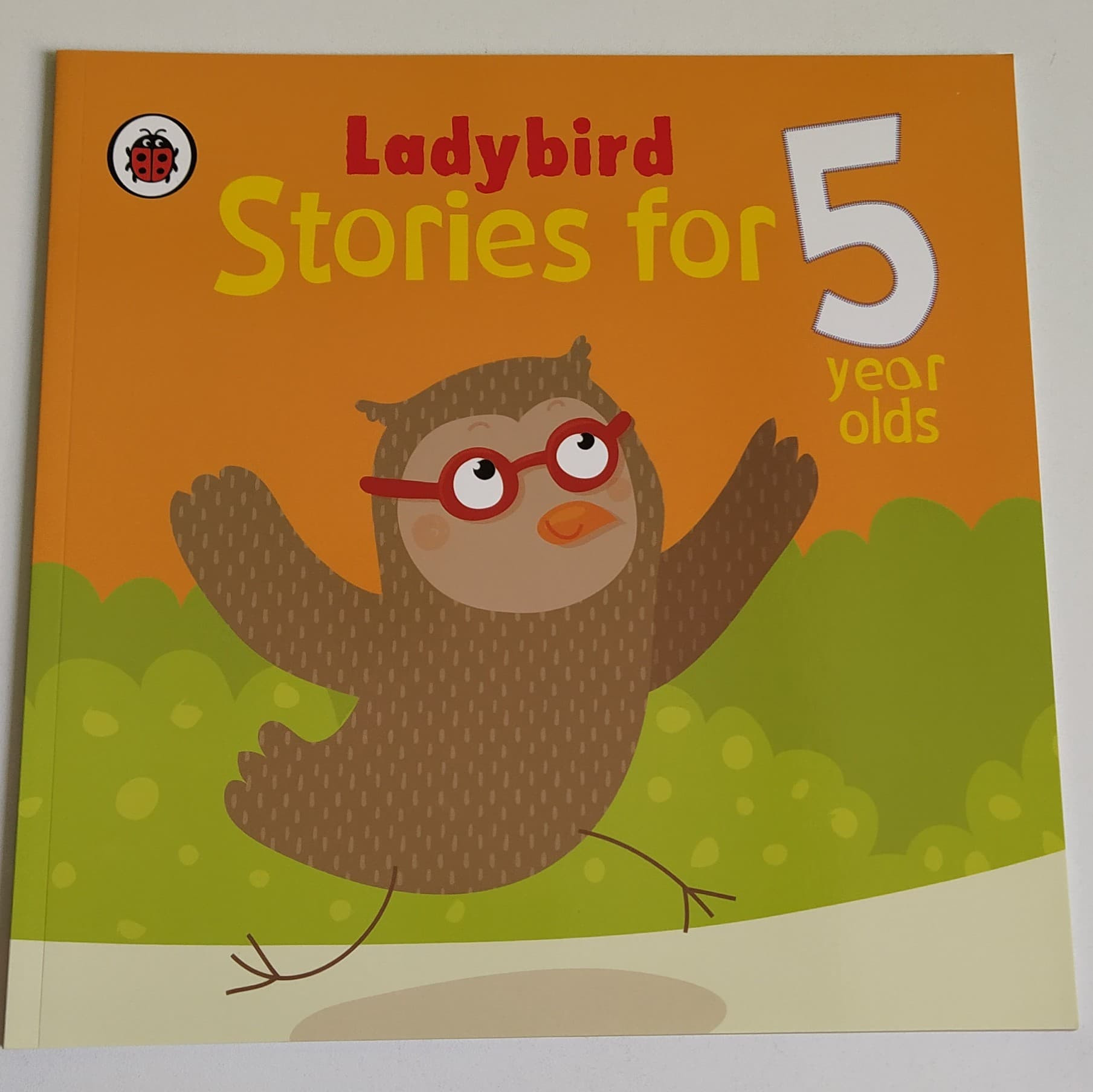 Ladybird Stories for 5 Year Old