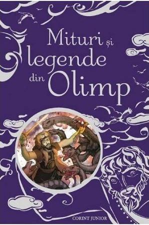 Mituri și legende din Olimp