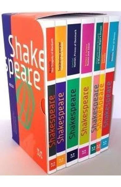Pachet Shakespeare