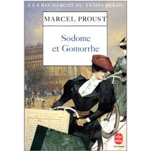 A la Recherche du Temps Perdu, Tome 4 : Sodome et Gomorrhe, Volumes 1 et 2