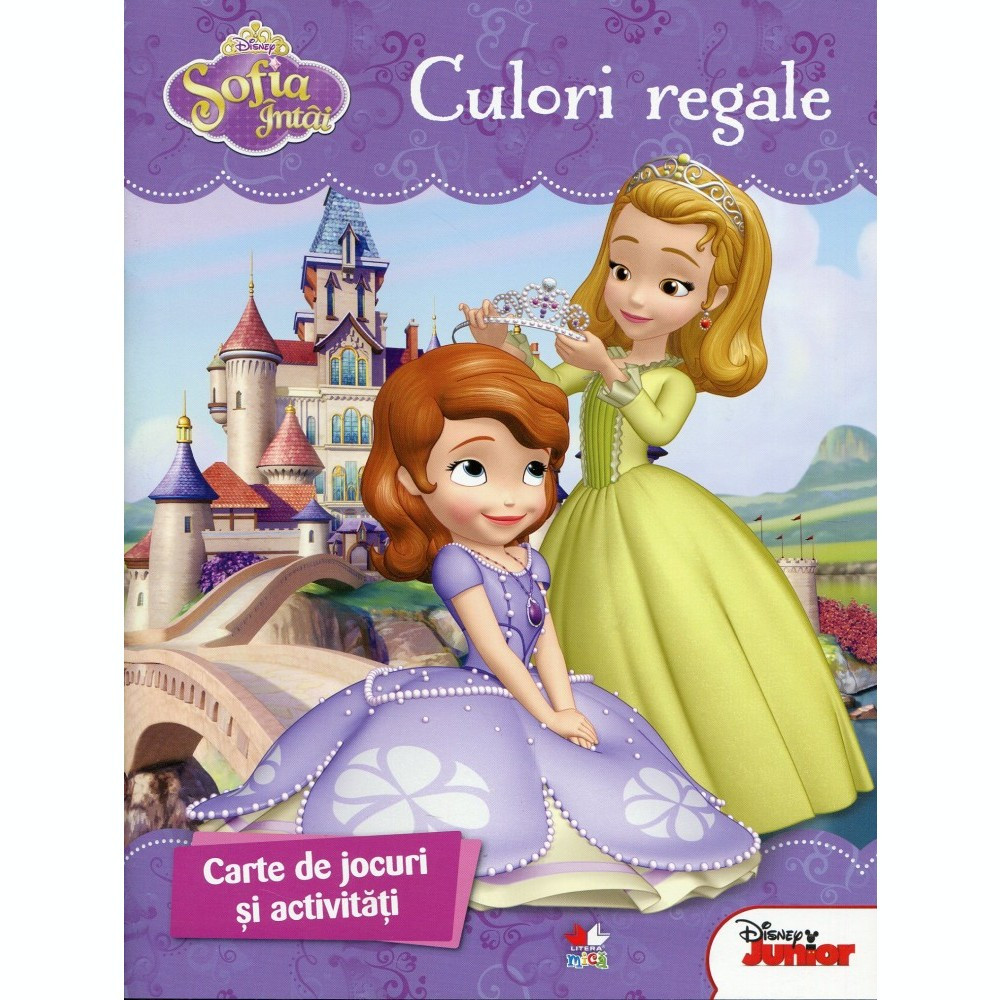 Culori regale. Carte de jocuri si activitati