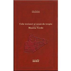 101 Cărți de Citit Într-o Viață, Vol. 85. Cele Trezeci și Nouă de Trepte. Mantia Verde