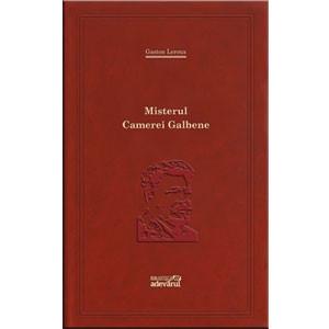 101 Cărți de Citit Într-o Viață, Vol. 89. Misterul Camerei Galbene
