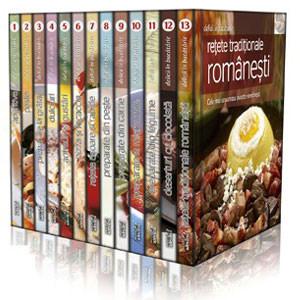Colecția Delicii în Bucătărie în 15 Volume (fără 1,2,3,4,5 și 6)
