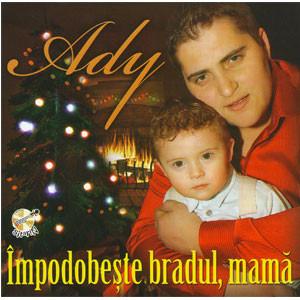 Împodobește, Bradul, Mamă [Audio CD]