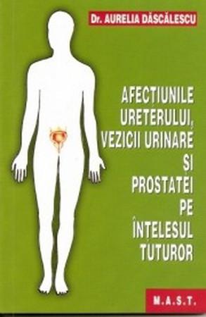 Afecţiunile Ureterului, Vezicii Urinare şi Prostatei