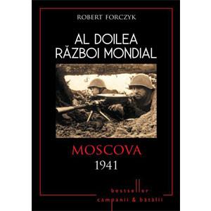 Al Doilea Război Mondial. Moscova 1941
