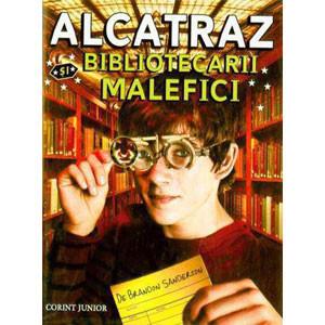 Alcatraz și Bibliotecarii Malefici