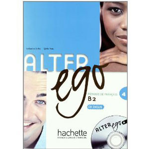 Alter ego 4  Méthode de français (1CD audio)