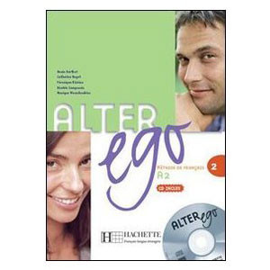 Alter Ego DELF A2 Niveau 2  Méthode de français (1CD audio)