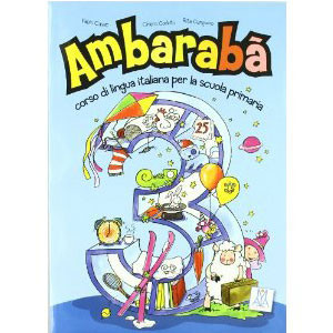 Ambarabà. Libro Dello Studente. Con 2 CD Audio: 3