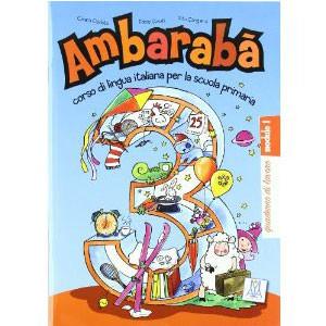 Ambarabà. Quaderno Dello Studente 3